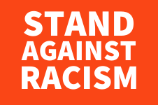 Stand Against Racism feature correct