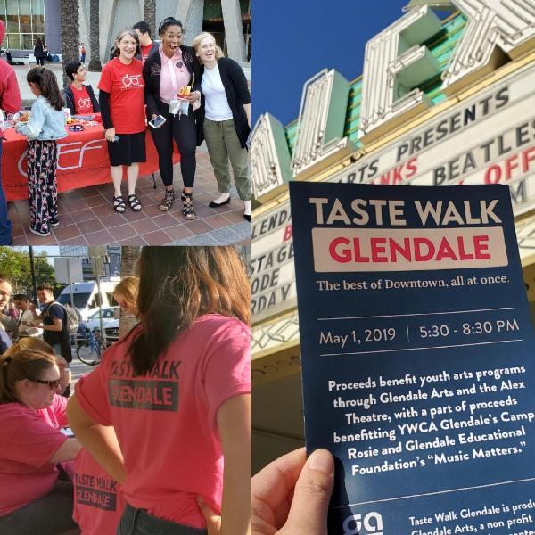 Taste Walk Glendale